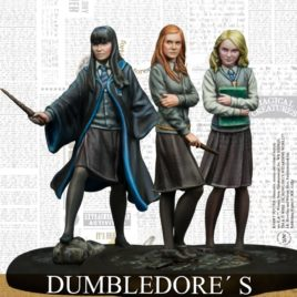Dumbledore's army – Harry Potter Miniatures Adventure Game