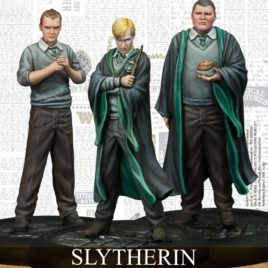 Slytherin students – Harry Potter Miniatures Adventure Game