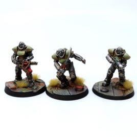 Fallout Wasteland Warfare – T-51 Power Armour