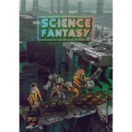 DUNGEON WORLD – Science Fantasy VF