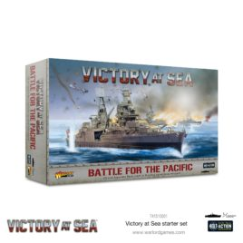 Victory at seas – Starter Set : Battle for the Pacific