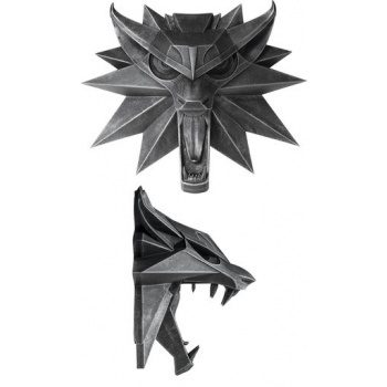 The Witcher 3 – Wild Hunt – Wolf Wall Sculpture