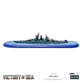 Victory at seas – USS Idaho