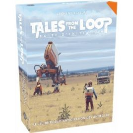 Tales from the loop – Boite d'initiation