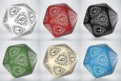 D20 Level Counter