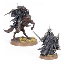 Middle-Earth Strategy battle game: The Witch-King Of Angmar