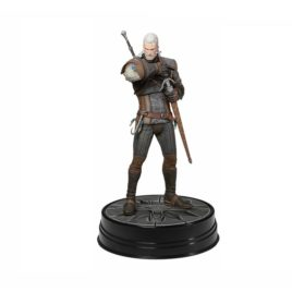 The Witcher 3 – Figurine  Geralt Deluxe Heart of Stone